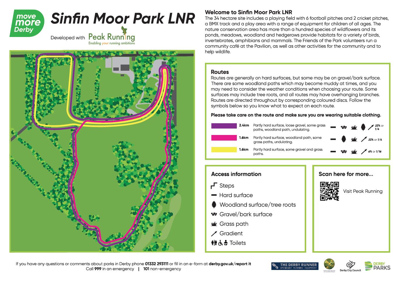 Sinfin Moor Park LNR
