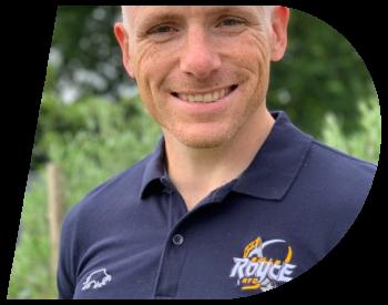 Matt Gavin, founder of Rolls Royce Rugby Club