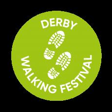 Derby Walking Festival logo