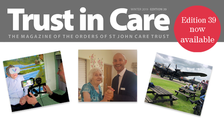 Trust in Care - winter edition