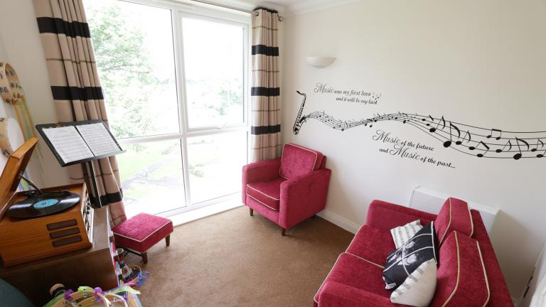 ashwood music room