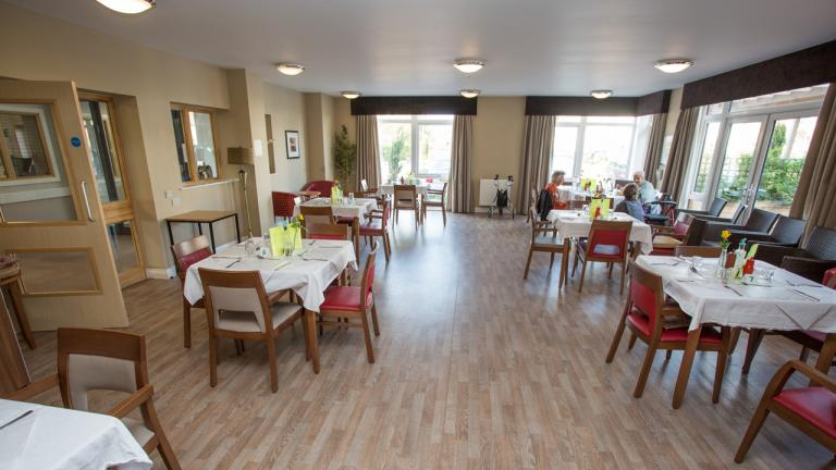 Shotover dining room