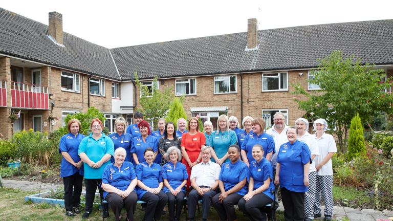 Hartsholme Staff