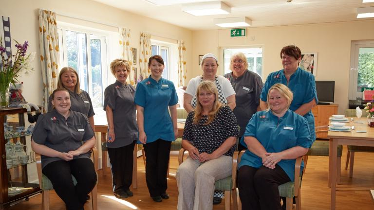 Patchett Lodge Staff
