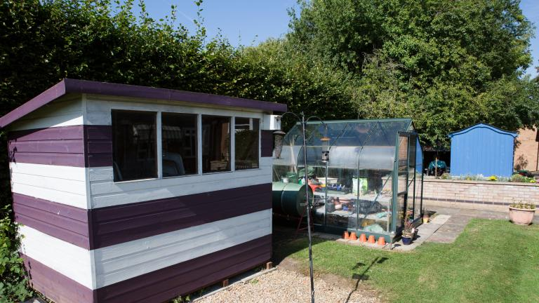 Digby Potting Shed