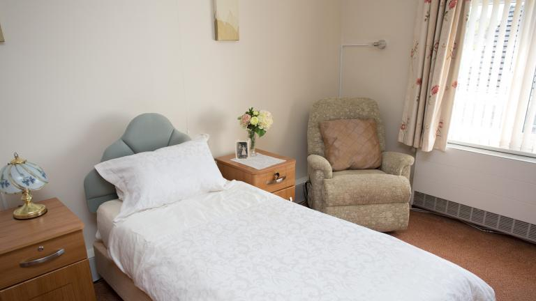 Marden Court Bedroom