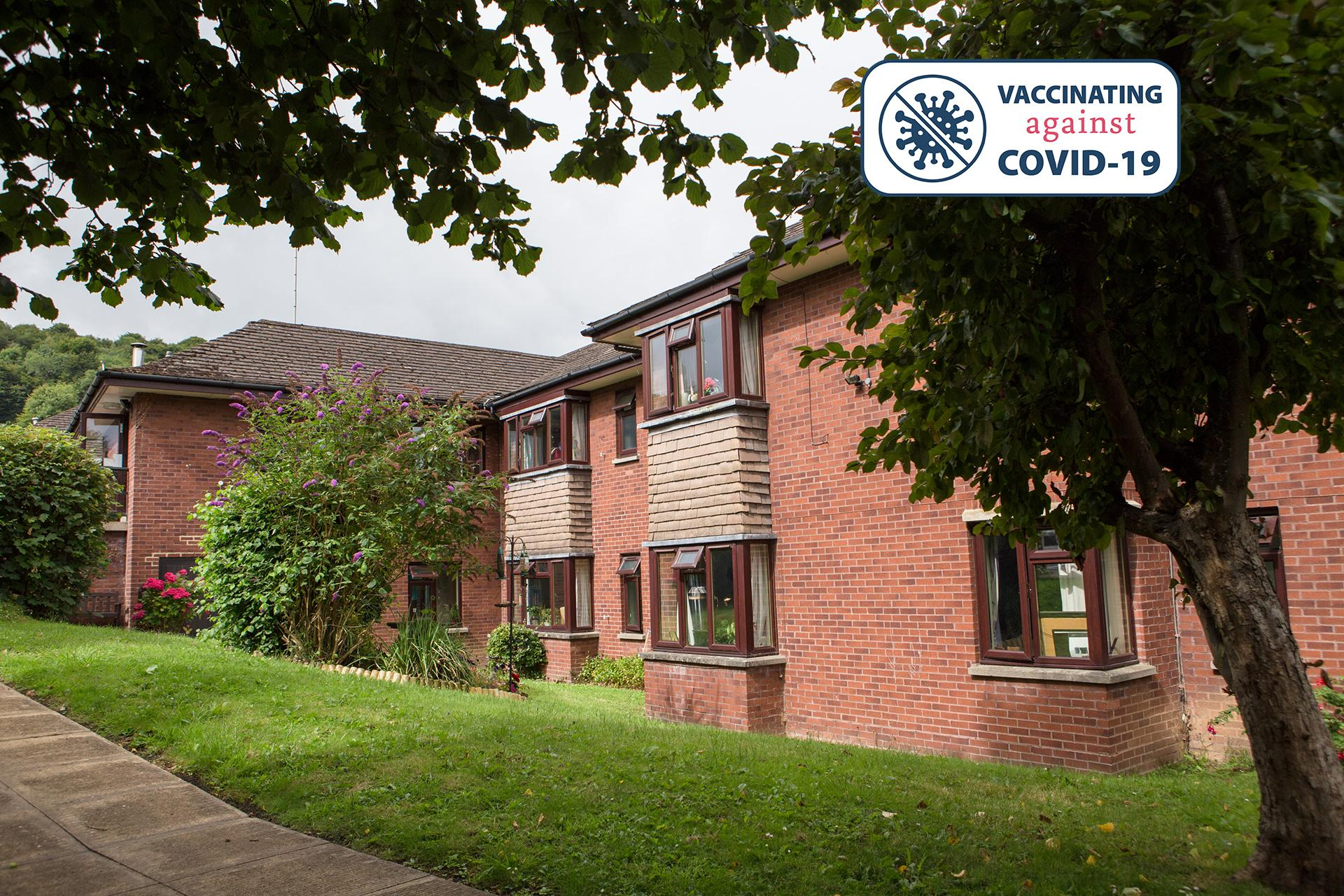 henlow court front
