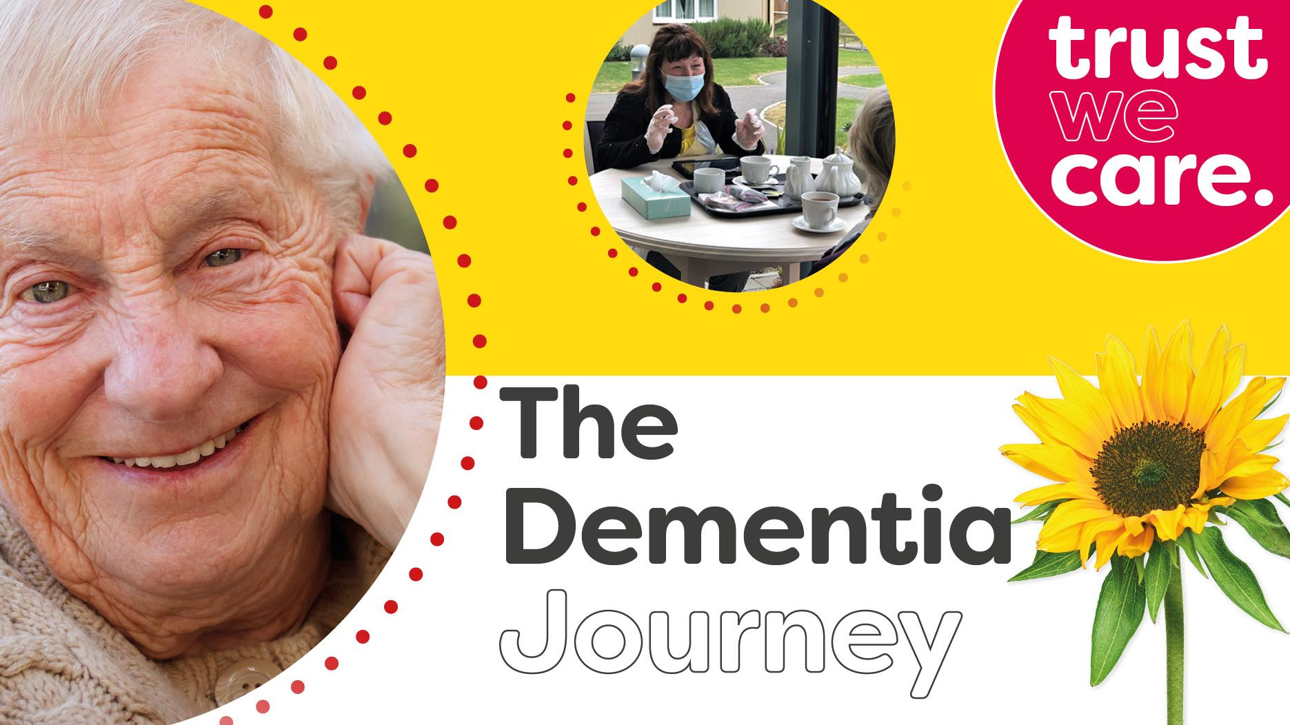 Online event - dementia journey