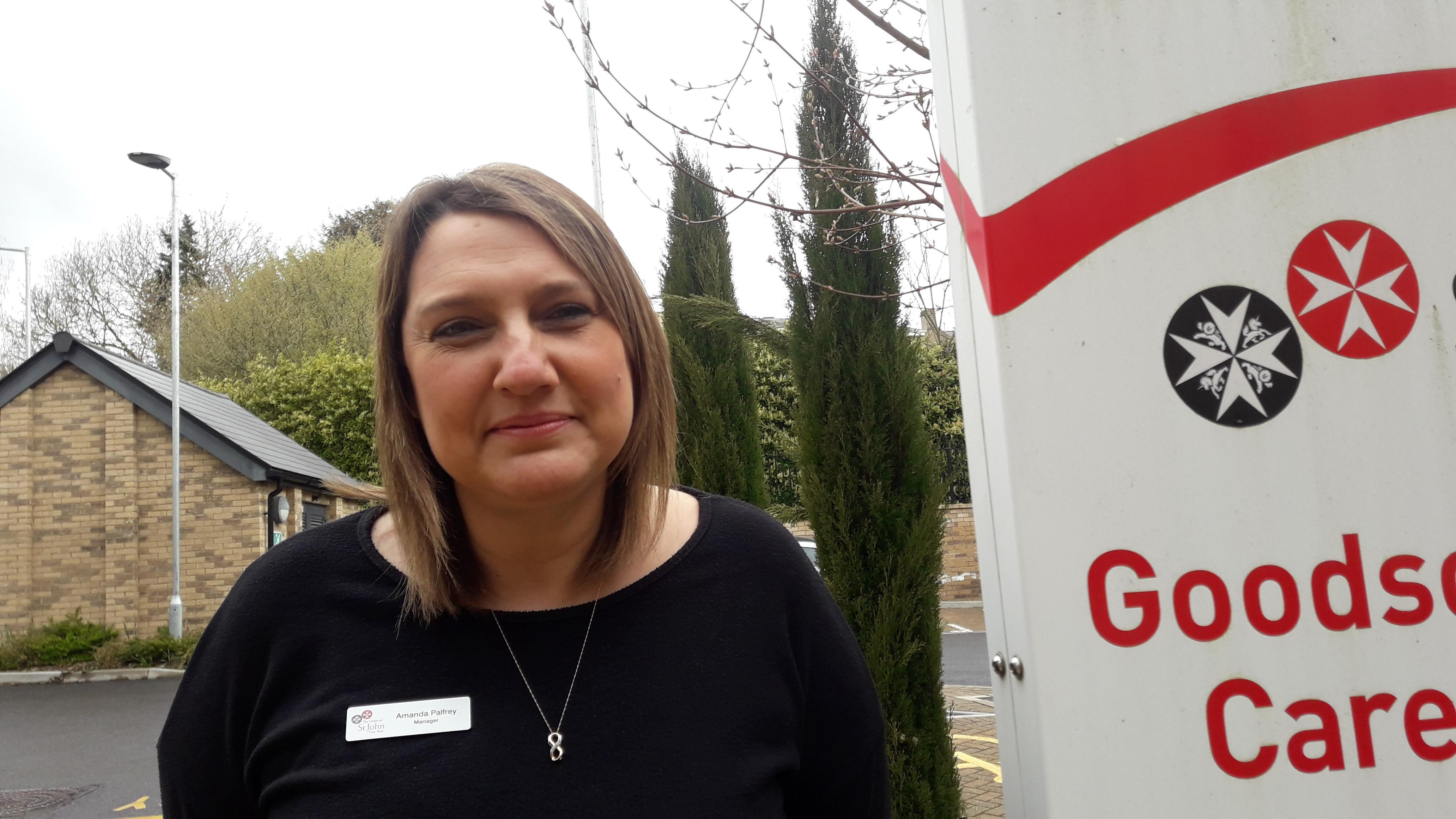 Mandy Palfrey Home Manager