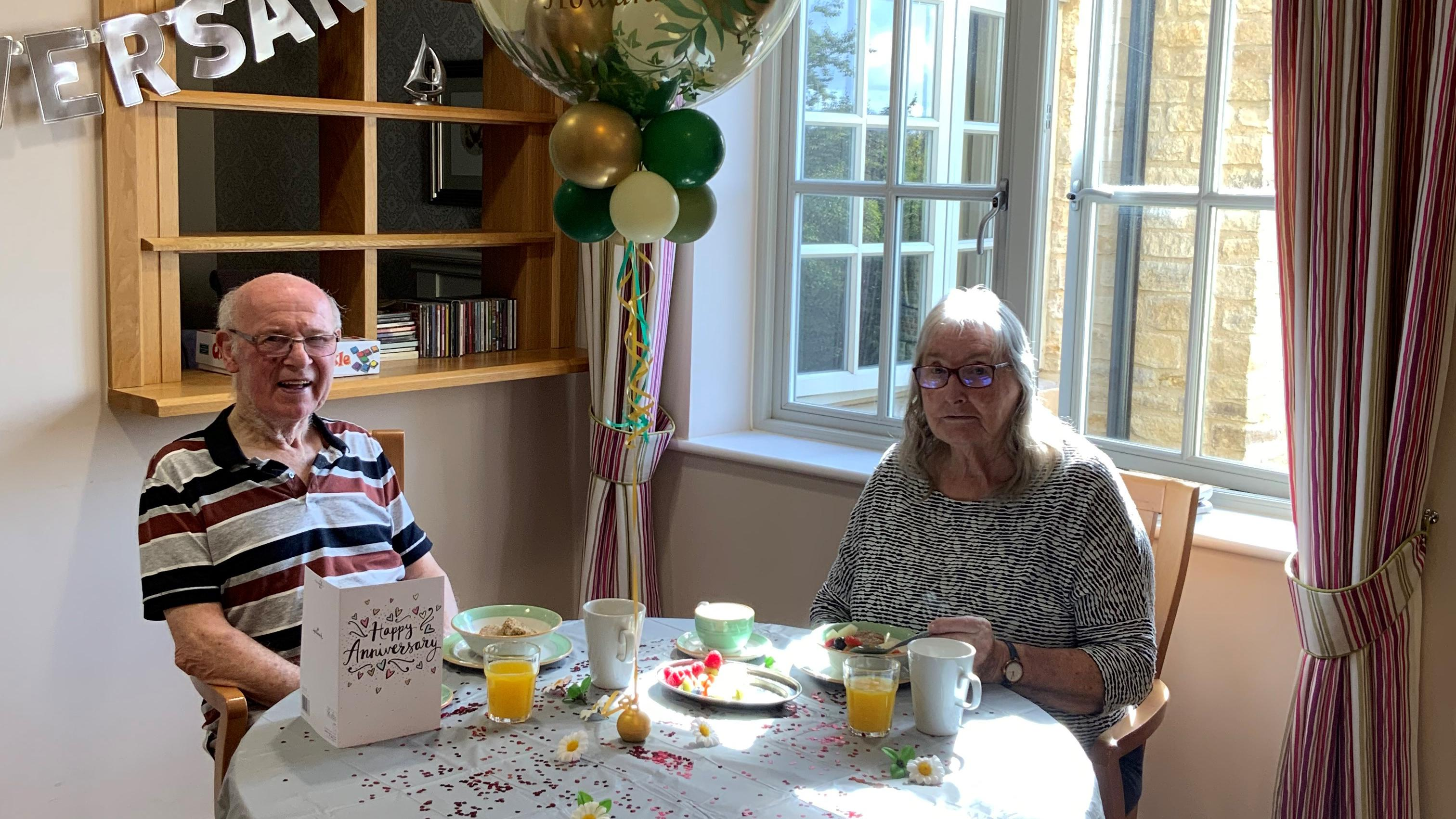 64 years married
