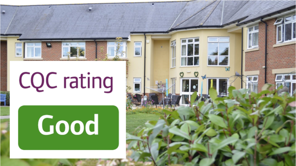 OSJCT Larkrise GOOD CQC rating