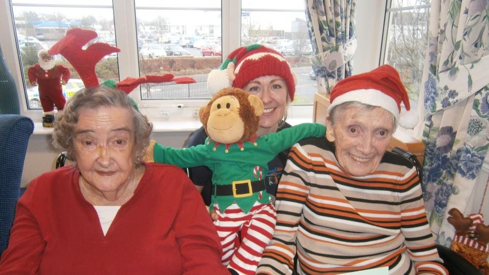 Christmas Singalong at Chestnut Court
