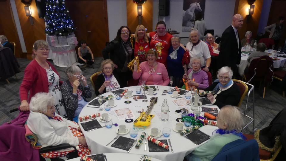 Gloucestershire Christmas party