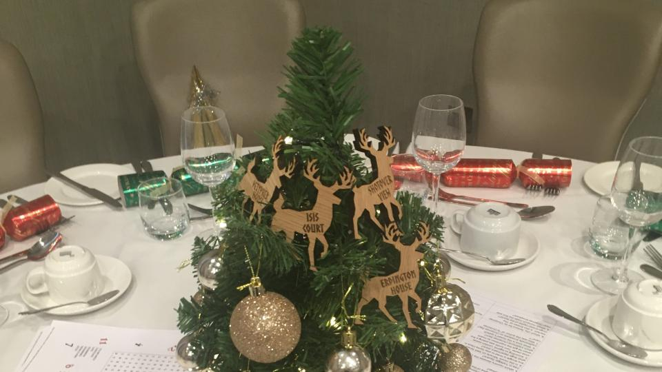 Oxfordshire Christmas party