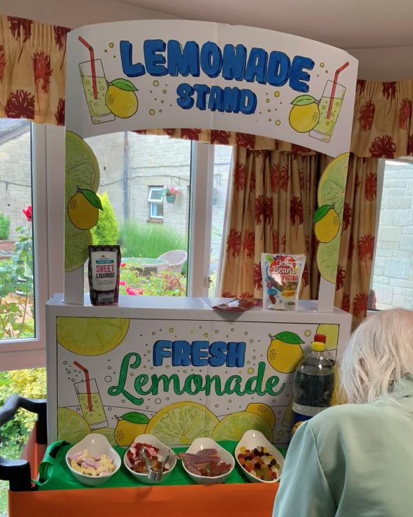 Lemonade anyone?