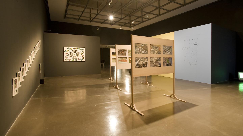 Ground Level exhibition