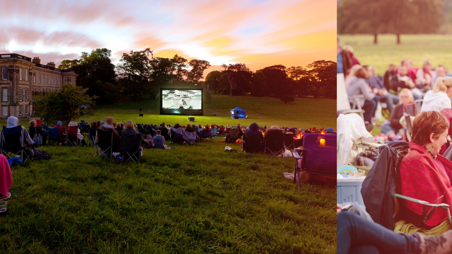 Summer Nights 2019: Outdoor Film Festival