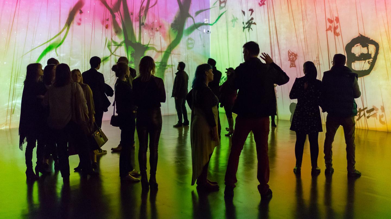 Exhibition Explorations: teamLab