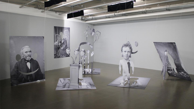 Exhibition Explorations: KensukeKoike