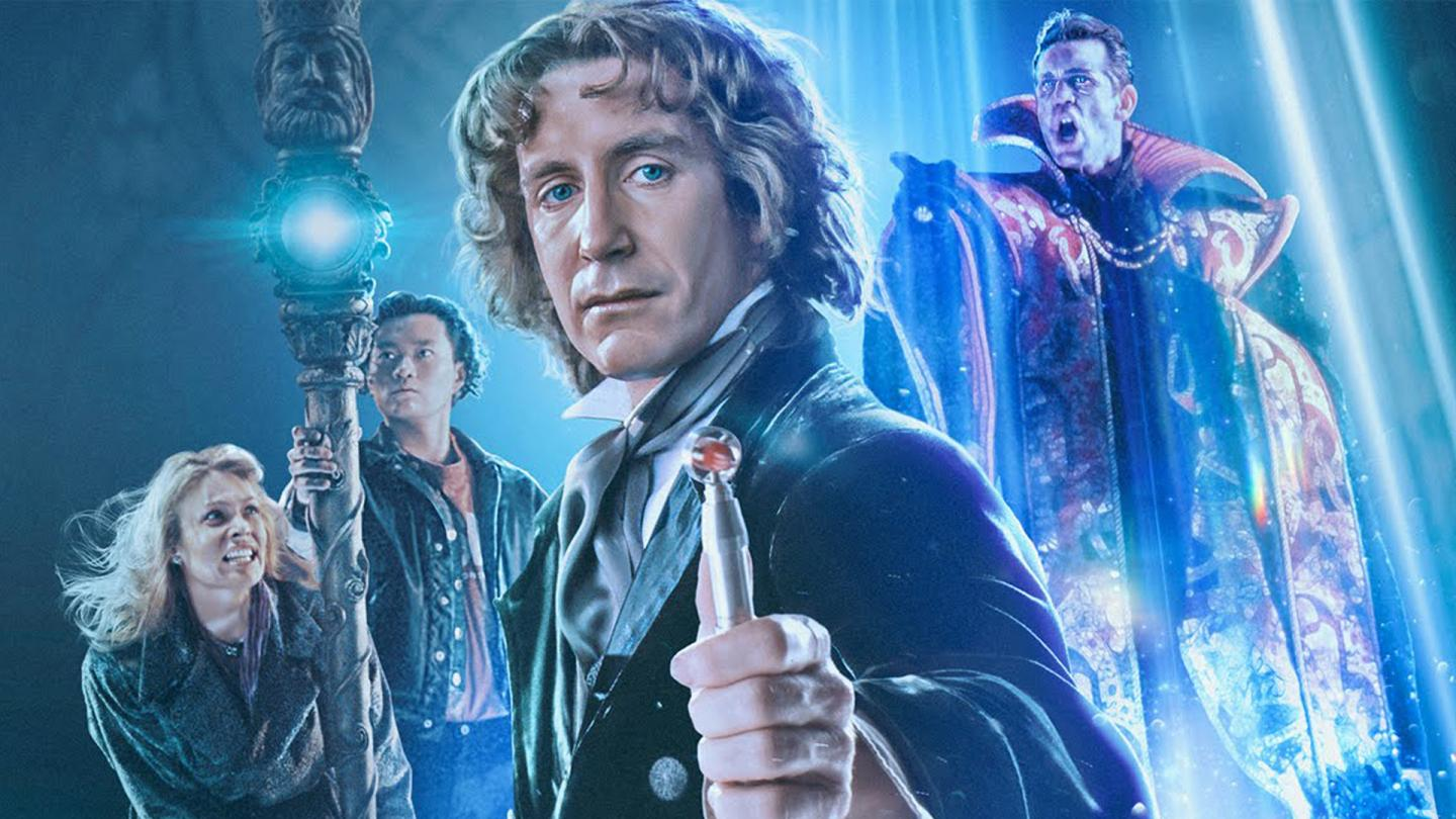 Cine-Lit Podcast Ep.15: Doctor Who At The Movies