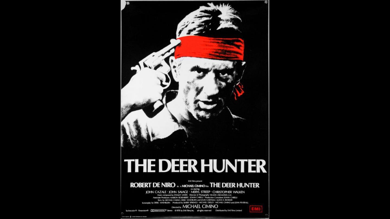 The Deer Hunter original US release poster
