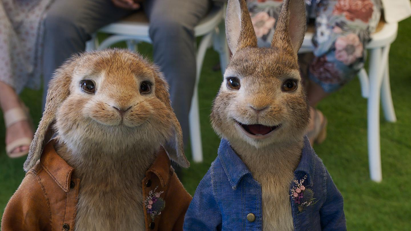 Peter Rabbit 2 (U)