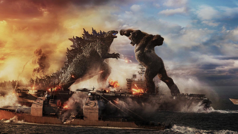 Godzilla Vs Kong (12A)