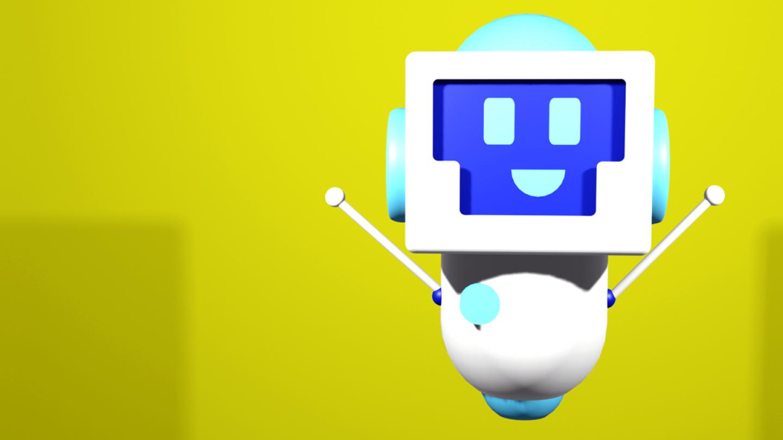 Blender Robot