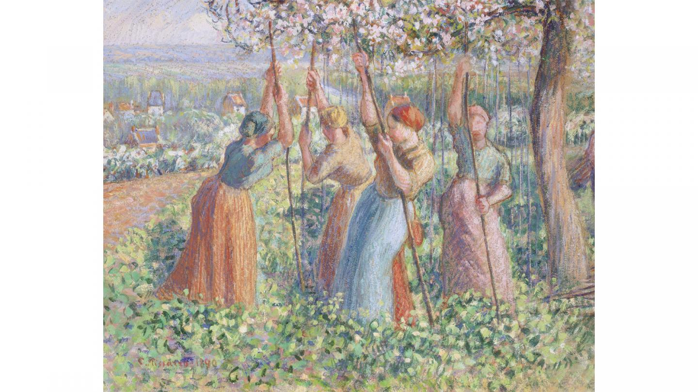 Exhibition On Screen: Pissaro: Father Of Impressionism