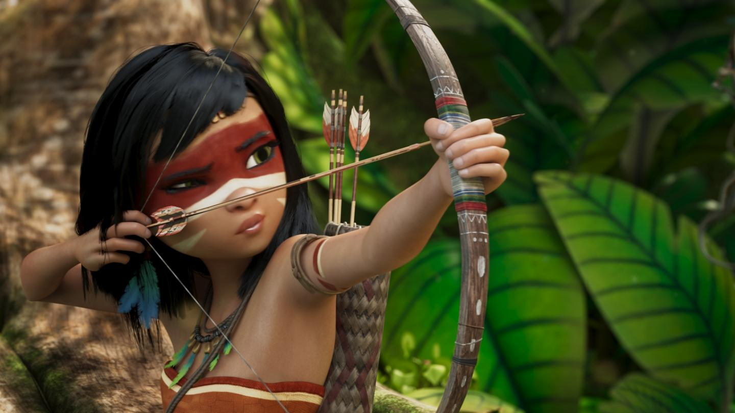 Cine Kids: Ainbo: Spirit Of The Forest (PG)