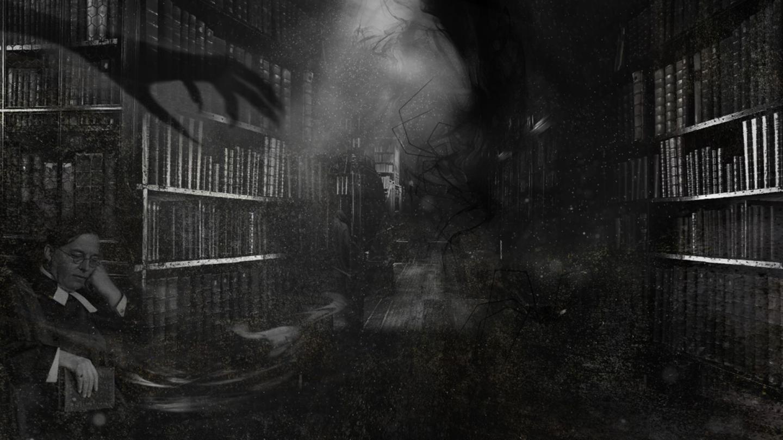 UK Ghost Story Festival: Illustrating MR James