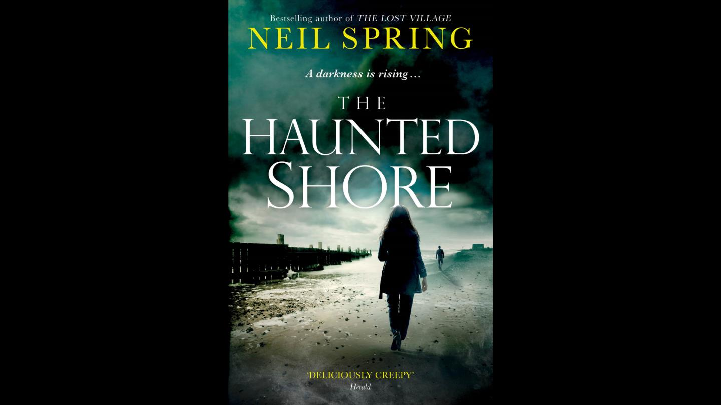 Neil Spring - The Haunted Shore