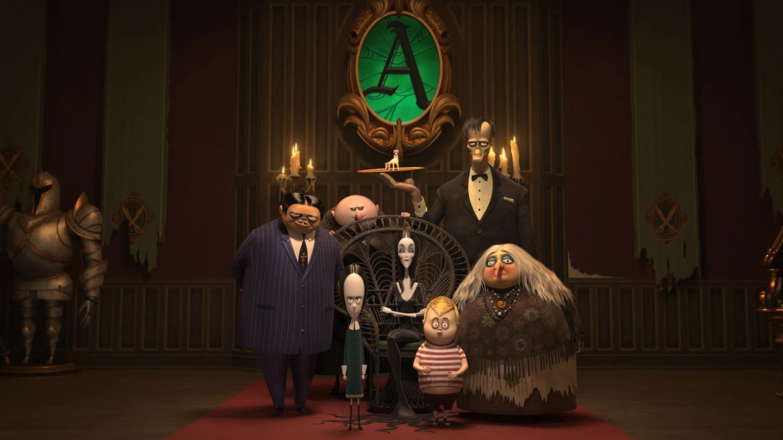 CK: The Addams Family 2 (Cert TBC)