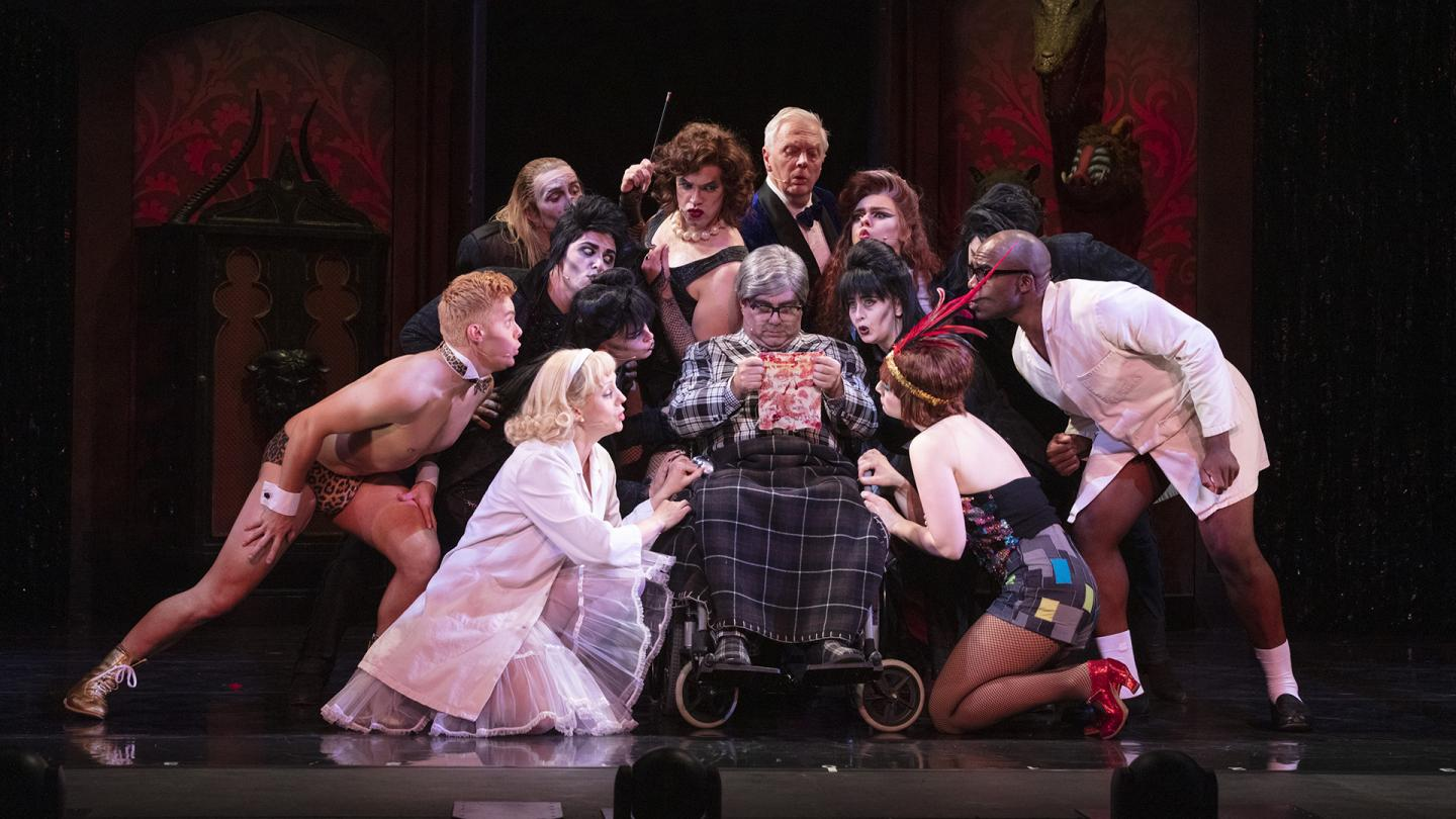 The Rocky Horror Show Live 2021 (12A)