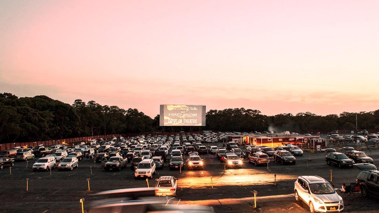 Host A Drive-In Cinema Event With QUAD