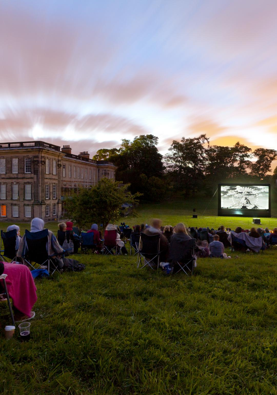 Summer Nights Outdoor Film Festival returns in 2019