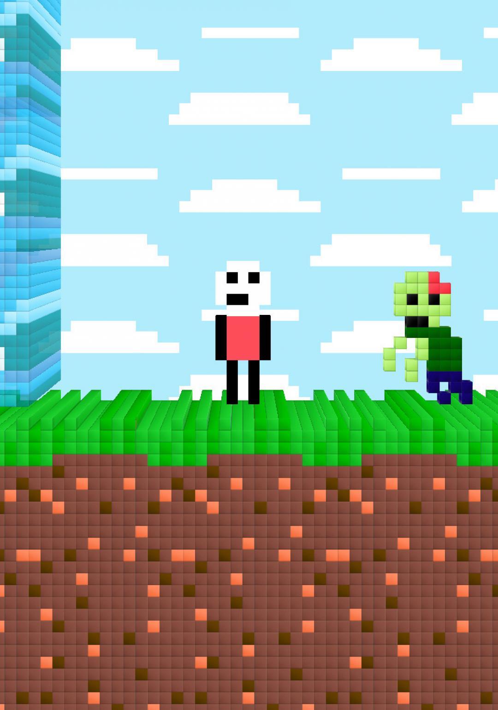 QUAD Online: Bloxels Games Design Workshop