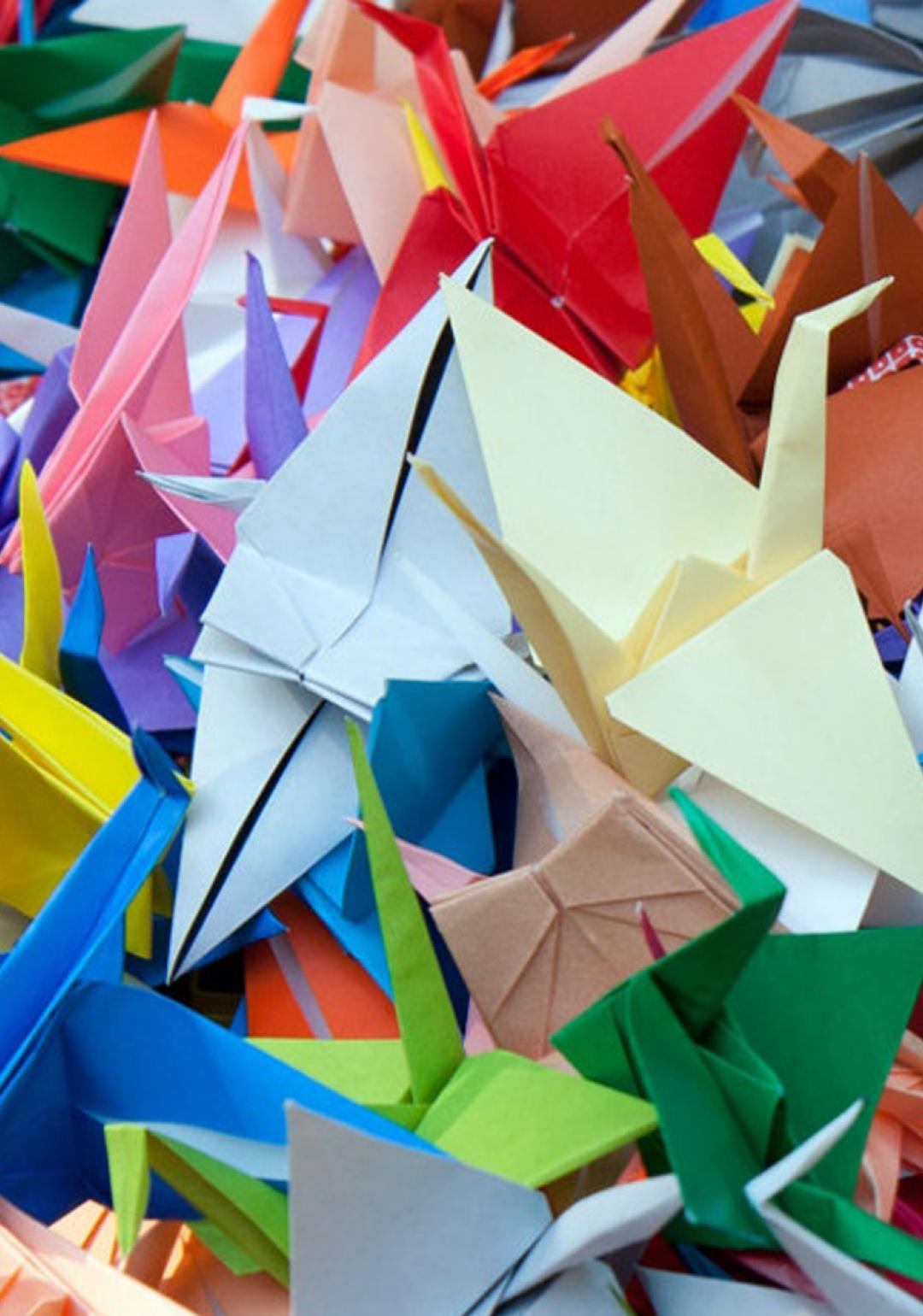 Craft Activity: Origami Crane