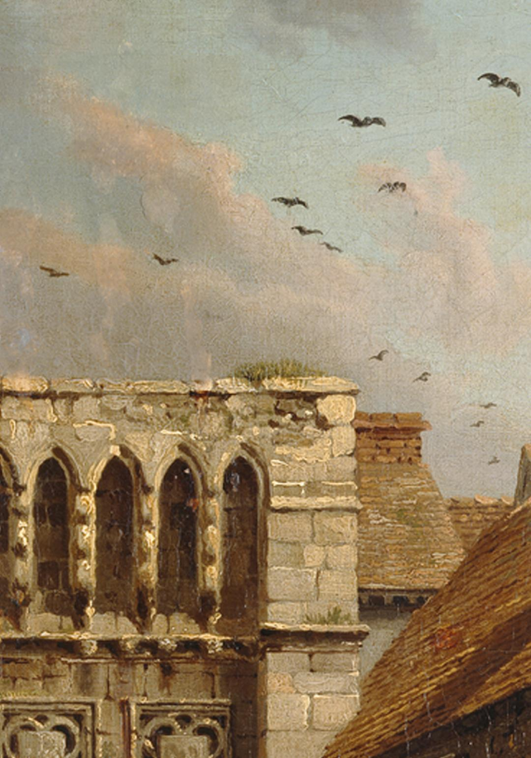 Mindful Moments #3: Westgate Winchester (1779)