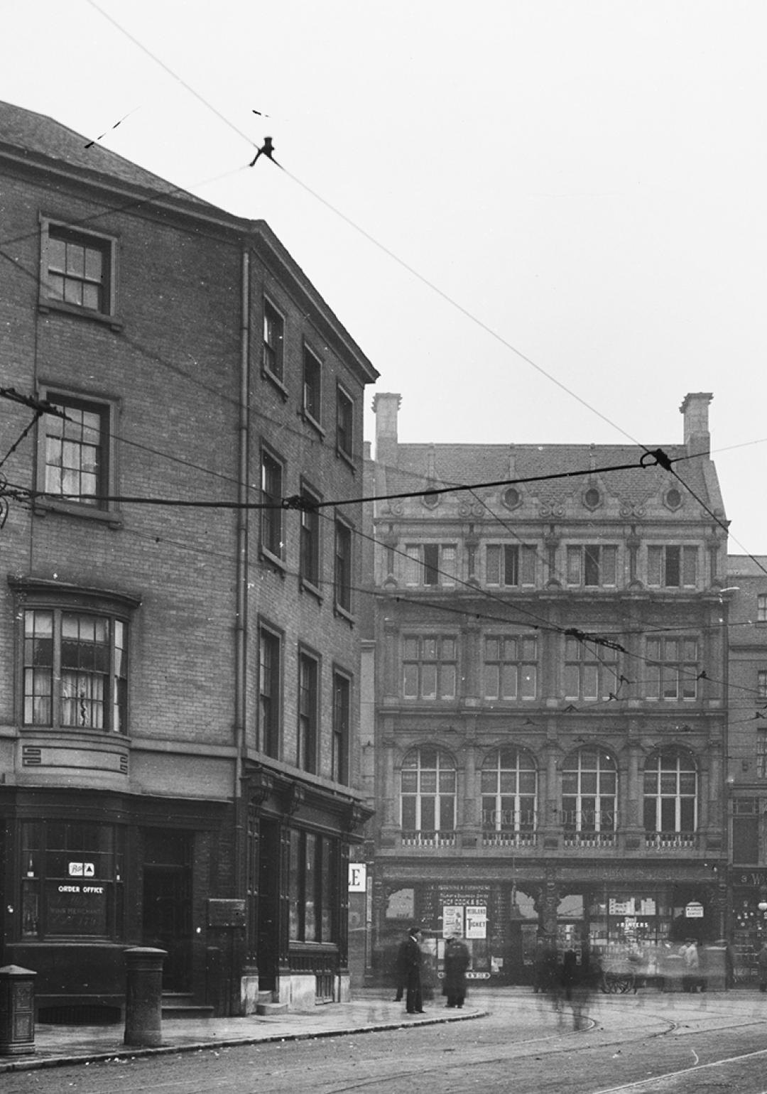 Historic England, Picturing England's High StreetsOpen Call