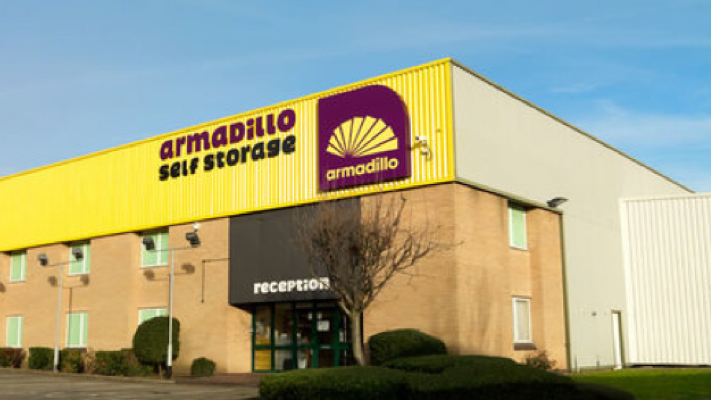 Armadillo self storage Derby