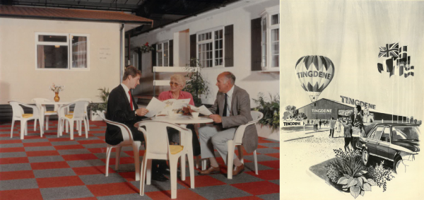 Tingdene 1980s