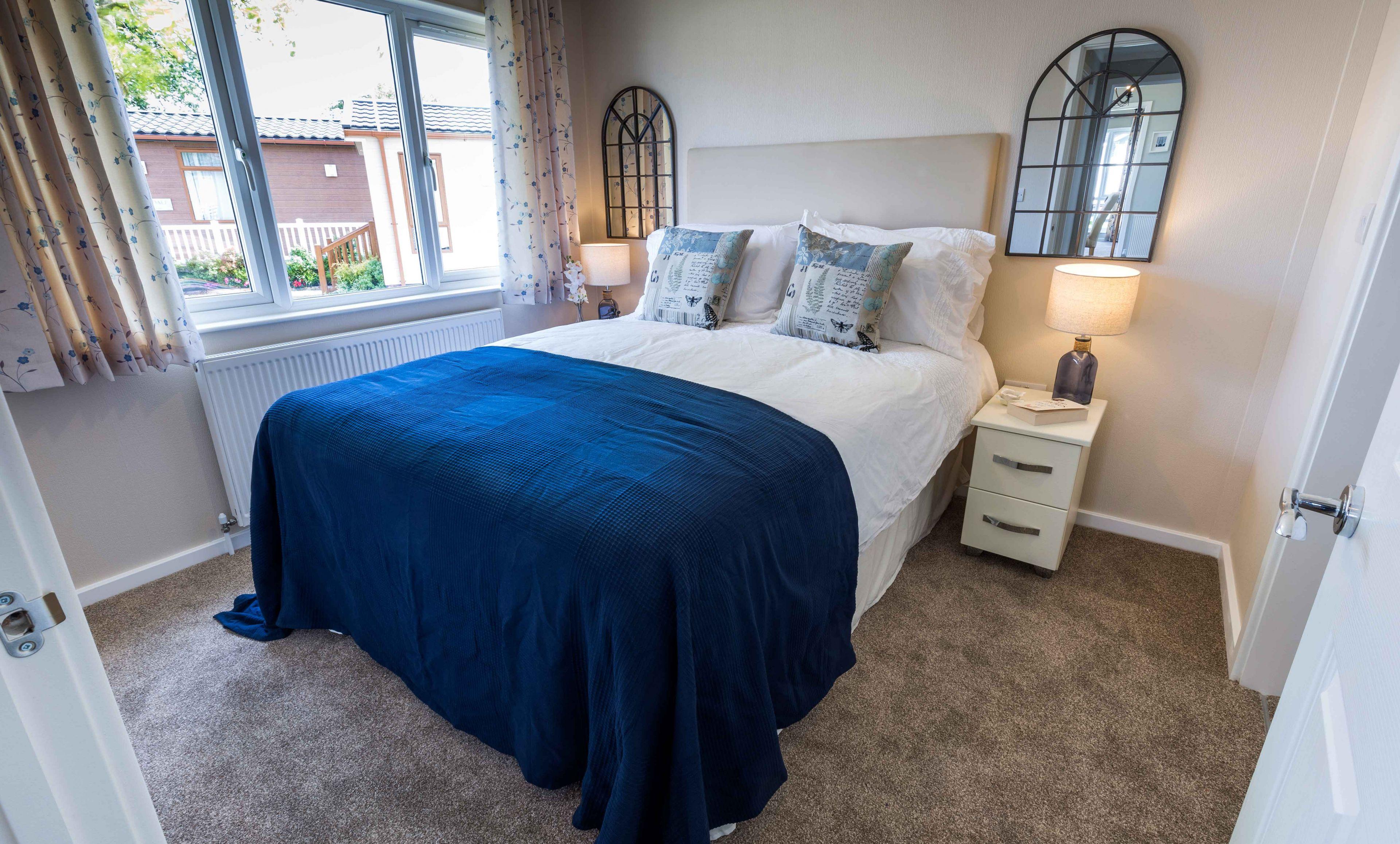 The Hayden Classic Bedroom
