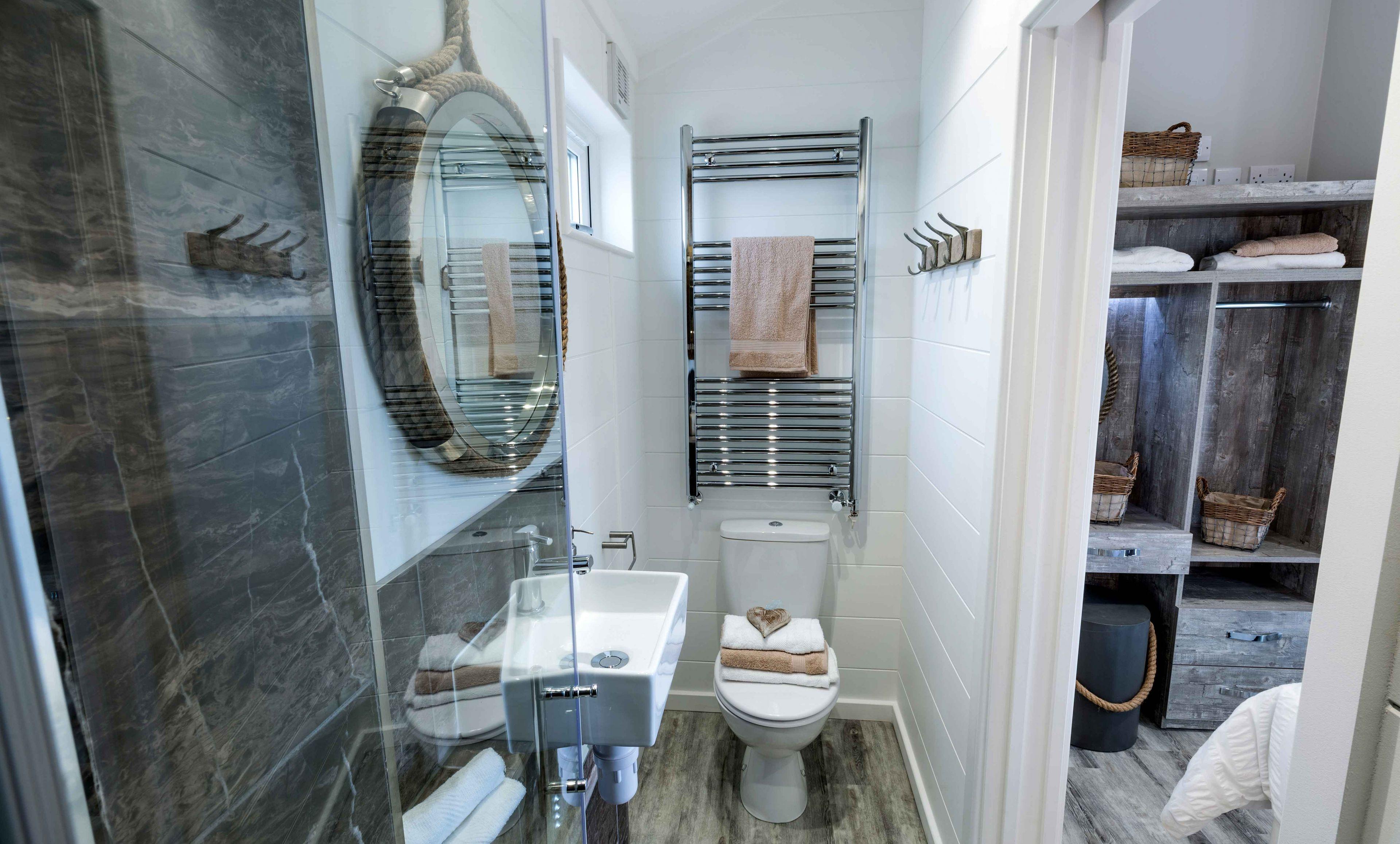 The Studio Bathroom