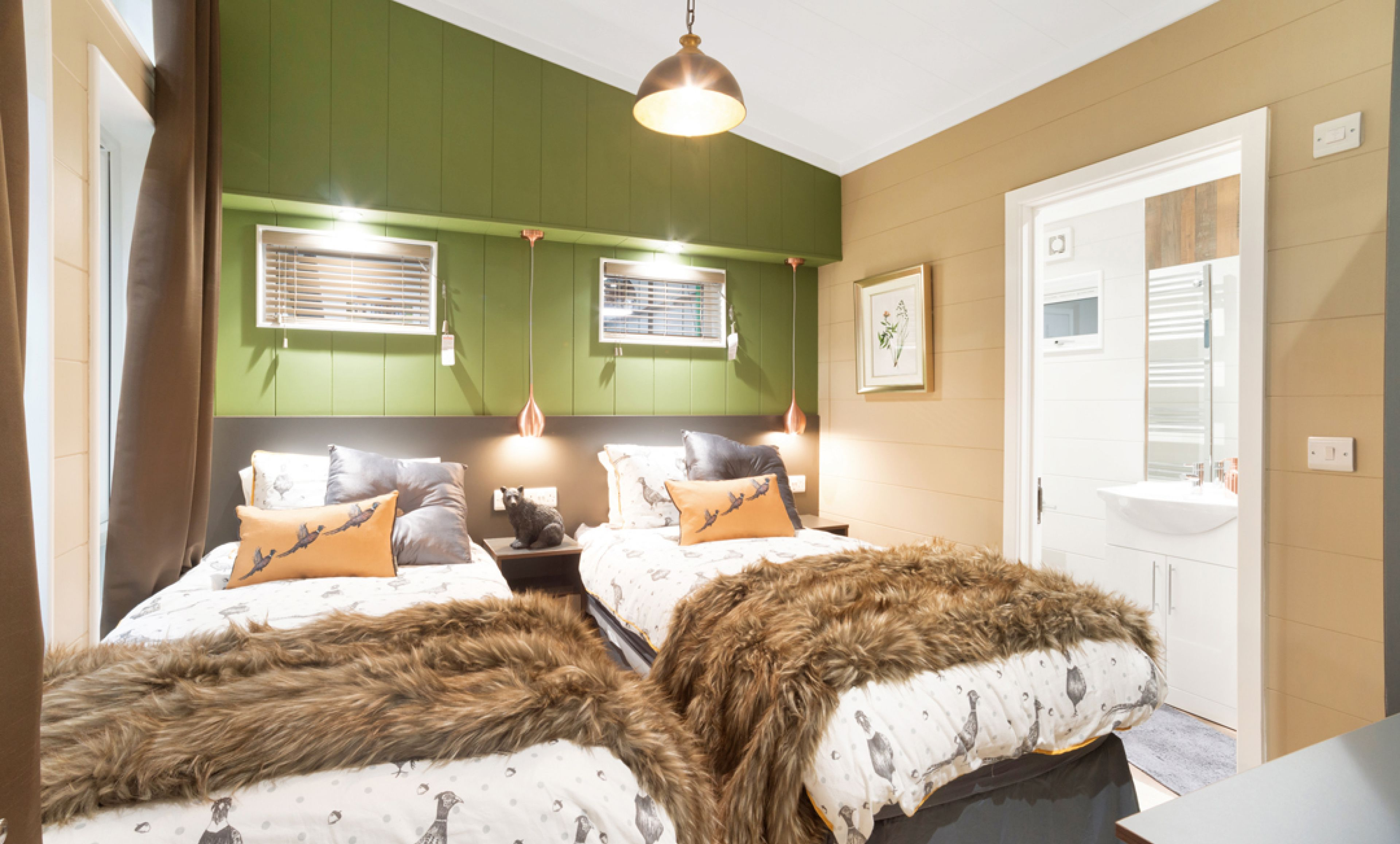 The Savannah Centre Lounge - Centre Lounge - Twin Room
