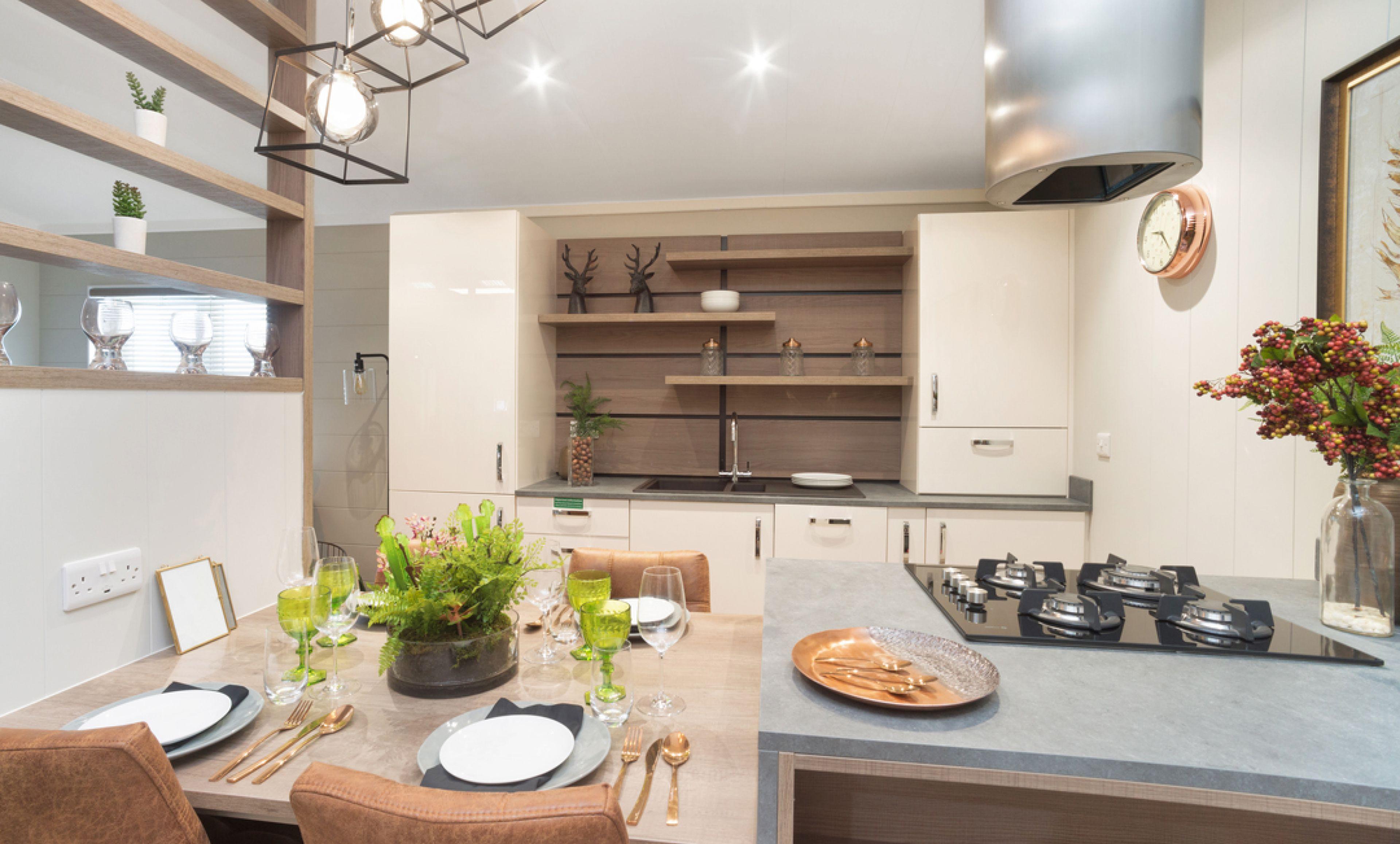 The Savannah Centre Lounge - Kitchen