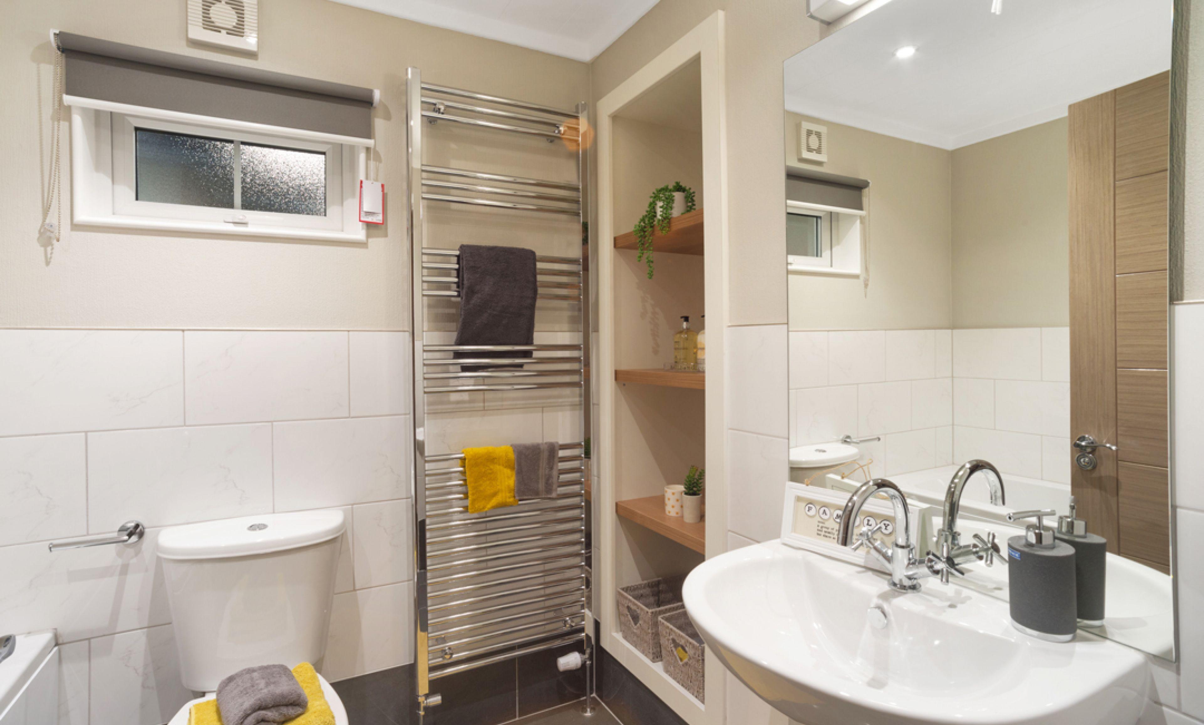 The Barnwell Bathroom