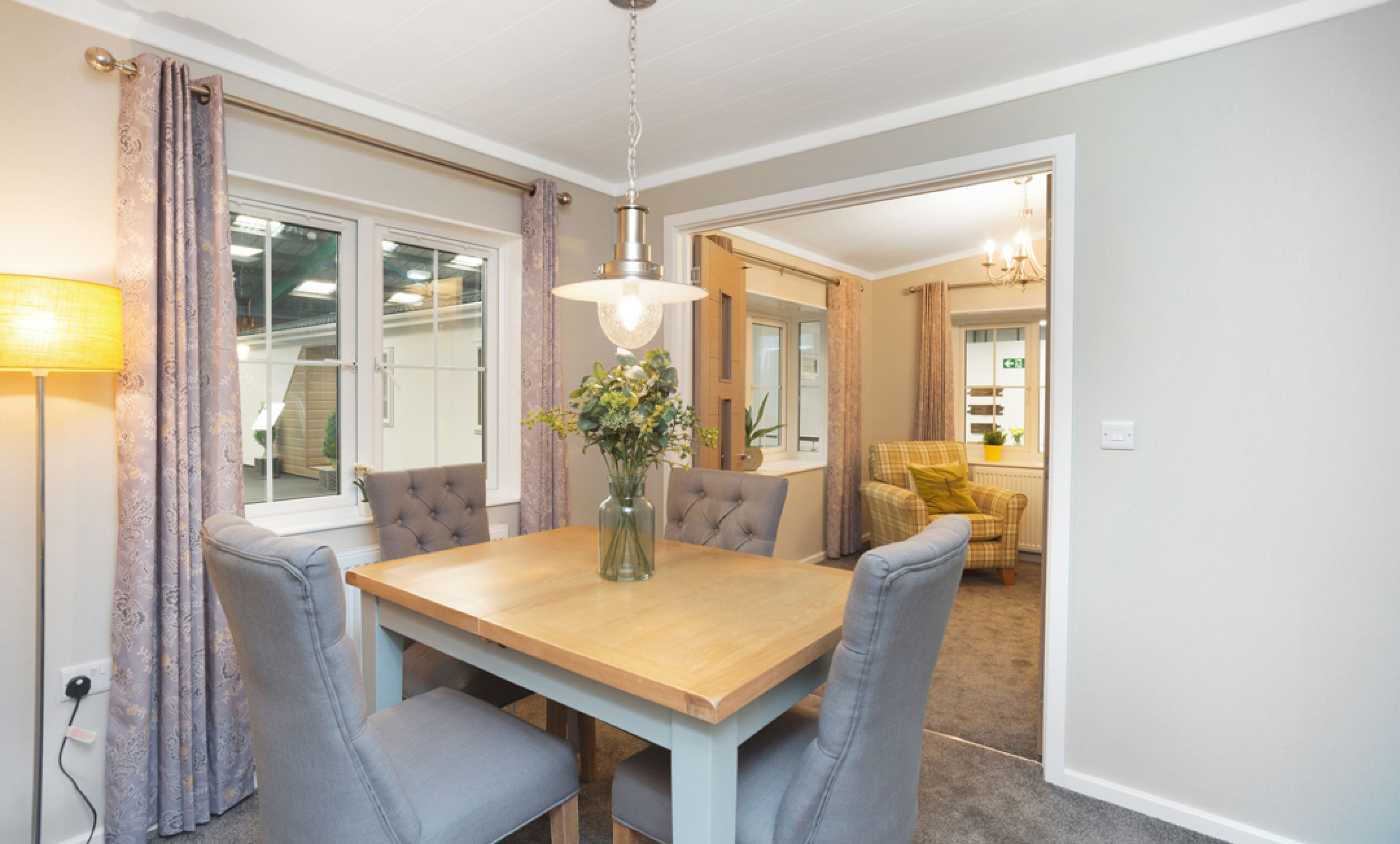 The Barnwell Dining Room