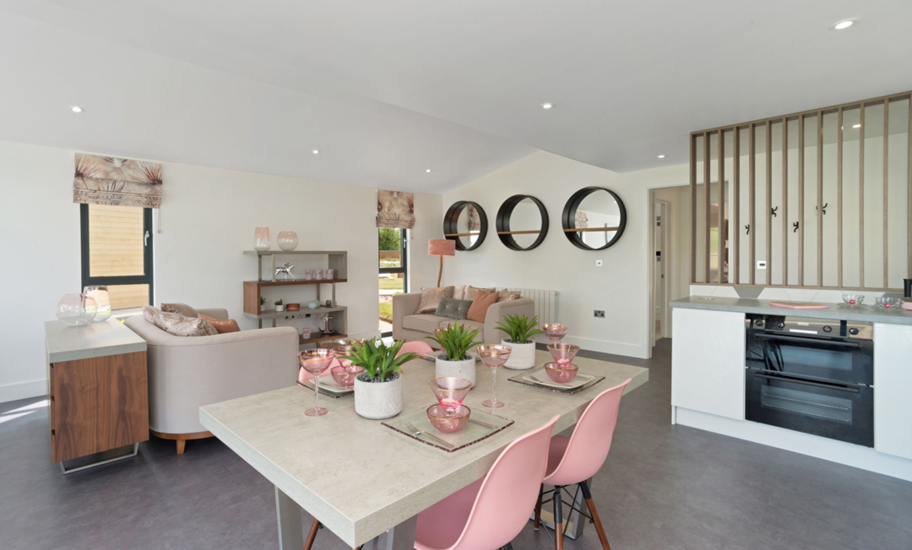 The Rockingham - Dining Room