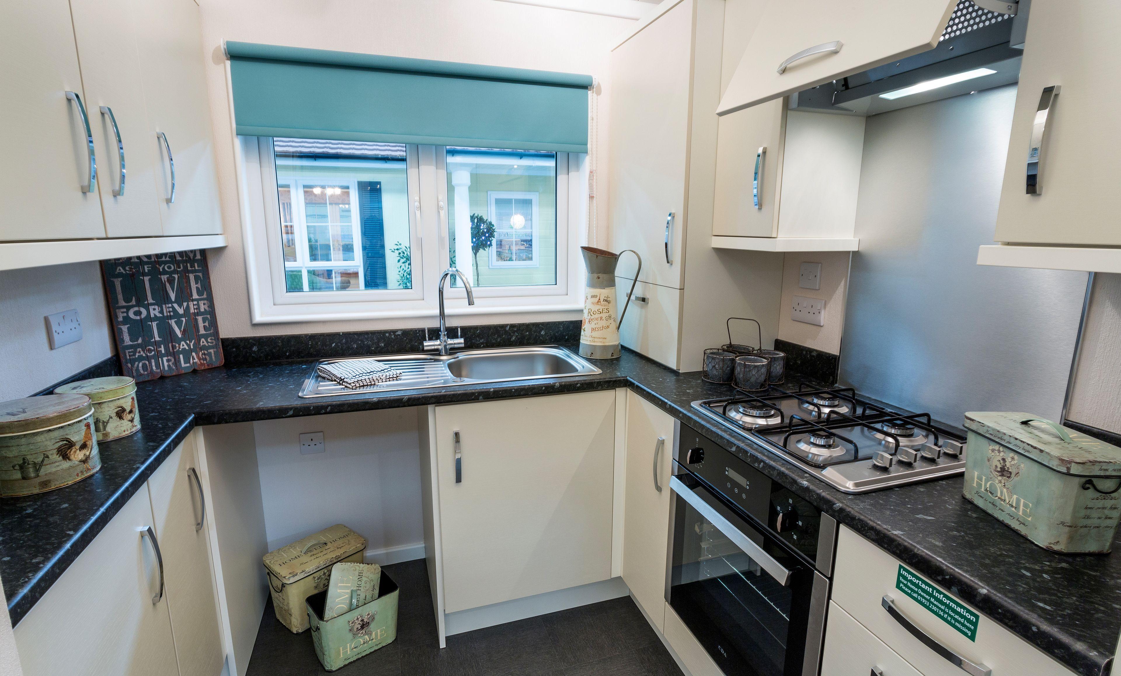The Hayden Classic Single Kitchen